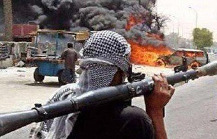 مقتل 5 ضباط عراقيين على الحدود مع الأردن فى انفجار عبوة ناسفة