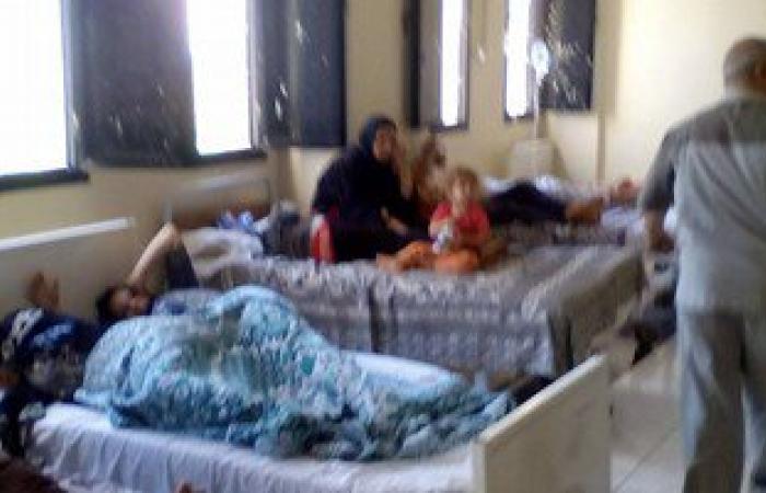 تسمم 9 أطفال من مؤسسة الرعاية الاجتماعية للبنين ببنها