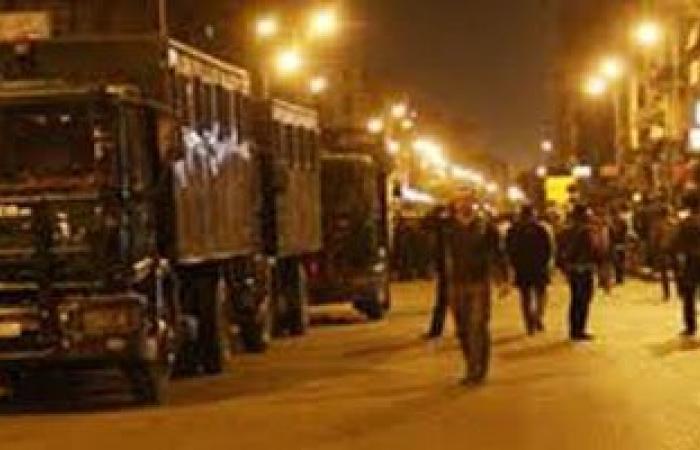 اشتباكات بالرصاص بين عائلتين بإمبابة والأمن يدفع بتشكيلات أمنية للمنطقة