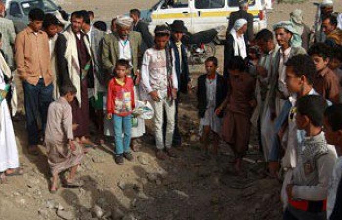 مصدر أمنى يمنى : الانفجار أمام السفارة الأمريكية ناتج عن عبوة ناسفة