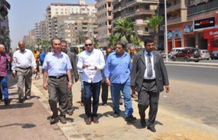 وقف تراخيص البناء 6 أشهر فى شوارع مشروع تطوير شمال الجيزة