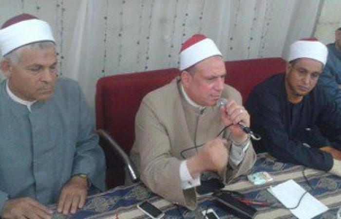الشيخ مجدى بدران: الحكومة تولى كل اهتمامها بتحسين أحوال الأئمة المادية