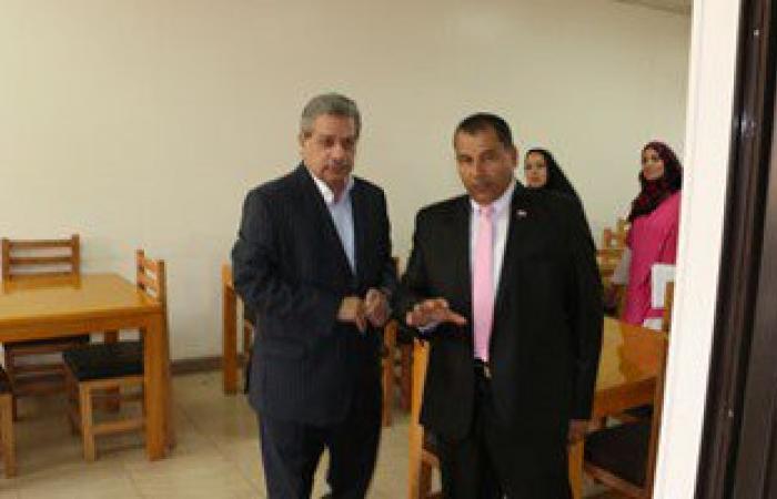 رئيس جامعة بنى سويف: الانتهاء من تنفيذ استوديوهات كلية الإعلام
