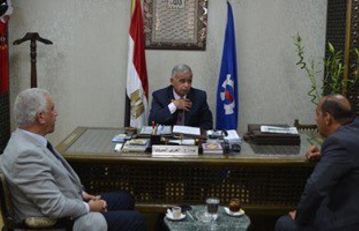 """""""وفد السويس"""": نرفض بيع أرض نادى المنتخب ونطالب المحافظ بالتطوير"""
