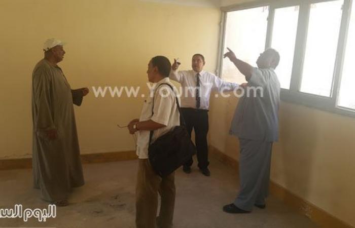 وكيل وزارة التعليم بالبحيرة يواصل جولاته بزيارة مدارس إيتاى البارود