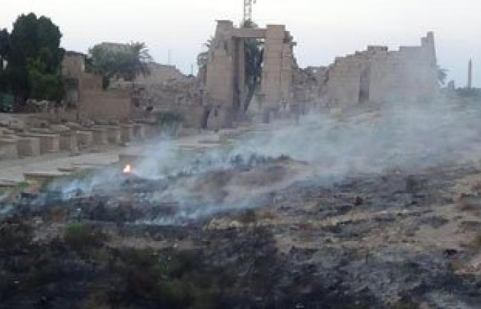 نيابة أمن الدولة تأمر بضبط وإحضار 4 متهمين بحادث تفجير معبد الكرنك