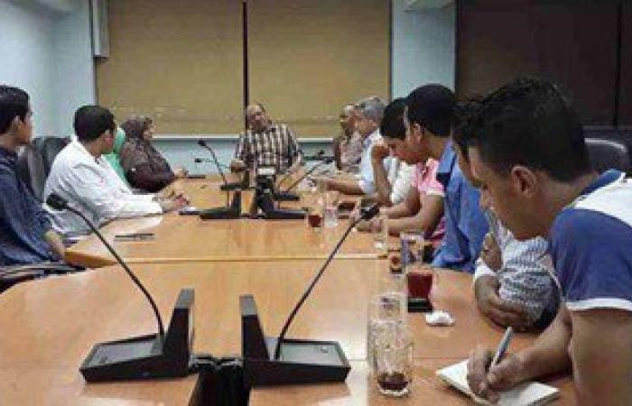رئيس مياه الشرب ببنى سويف: لم أصف المواطنين بالزبالة والصحفيين فهموا خطأ