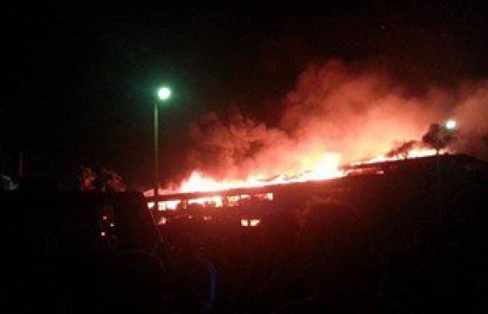 إرتفاع عدد الإصابات إلى 259 فى حريق المبنى السكنى بالسعودية