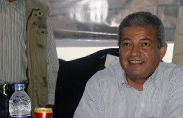 وزير الشباب يتفقد جاهزية استاد الإسماعيلية لفعاليات أسبوع الشباب