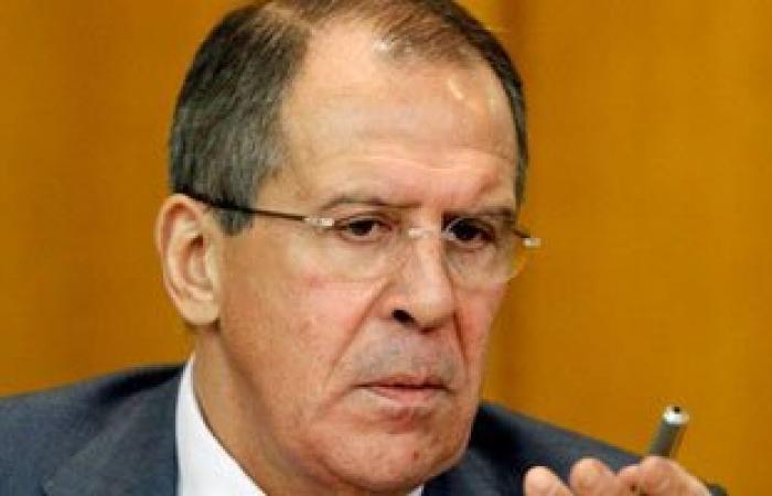 سيرجى لافروف : توحيد المعارضة من أهم مقدمات حل الأزمة السورية