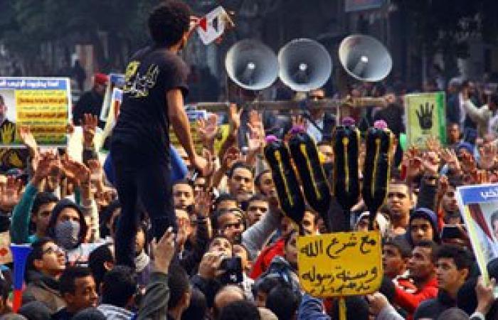 ضبط إخوانيين متهمين بأعمال عنف بكرداسة