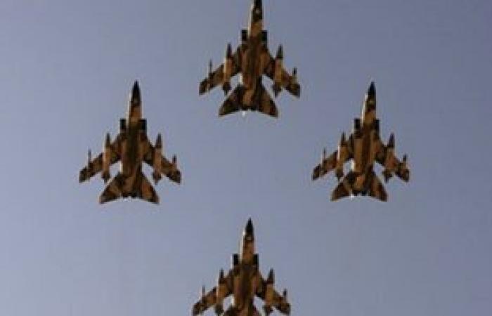 طائرات التحالف تقصف مواقع تابعة للحوثيين وصالح فى صنعاء