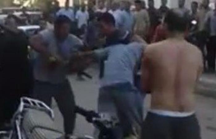 مقتل مواطن وإصابة أبنائه الثلاثة فى مشاجرة بالأسلحة النارية بالفيوم