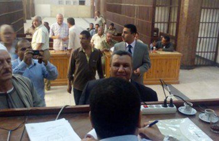 مرشحان يتقدمان بأوراق ترشحيهما للانتخابات البرلمانية فى دمياط