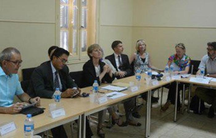 المسيرى: مشروع مصرى ألمانى لإنتاج عمالة مدربة باستثمارات 16 مليون يورو
