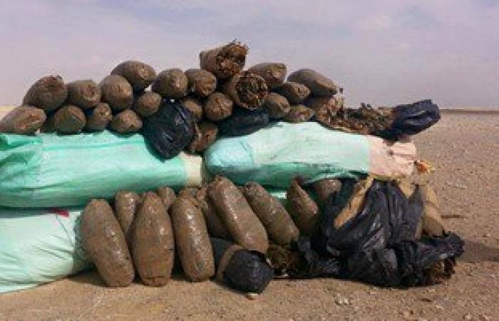 القبض على عاطل بـ2 كيلو بانجو فى حملة تفتيشية بإدفو شمال أسوان
