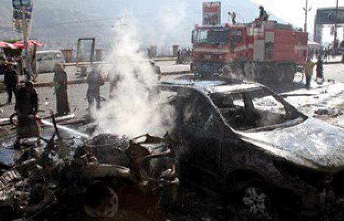 المقاوم الشعبية اليمنية: مقتل 7 مسلحين من الحوثيين فى تعز