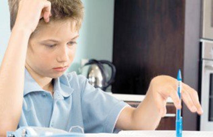 القلق النفسى يؤثر سلبا على التحصيل الدراسى للأطفال.. اعرف علاجه