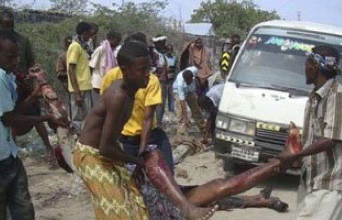 مقتل 22 شخصا فى هجمات بوسط وجنوب الصومال