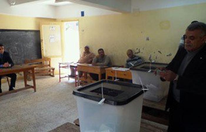 بالصور.. تسريب أوراق التصويت لمرشحين بالعاشر بعد تصويرها داخل اللجان