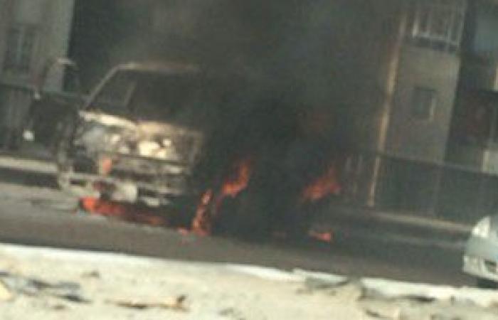 نيابة العجوزة تطلب تحريات الأمن حول واقعة حرق الإخوان لسيارتى تاجر بناهيا