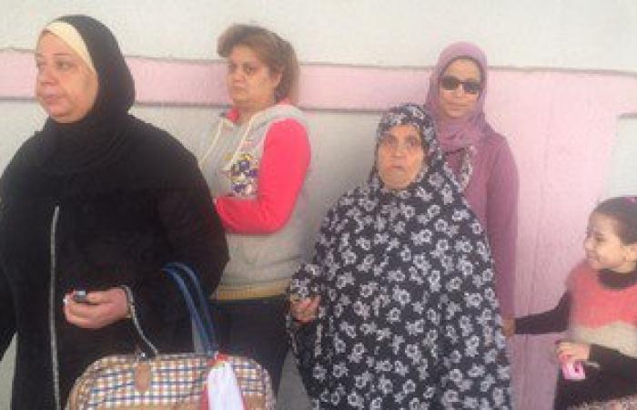 """ناخبات يشكين سوء التنظيم بلجنة سيدات """"الأخيوة"""" فى الشرقية"""