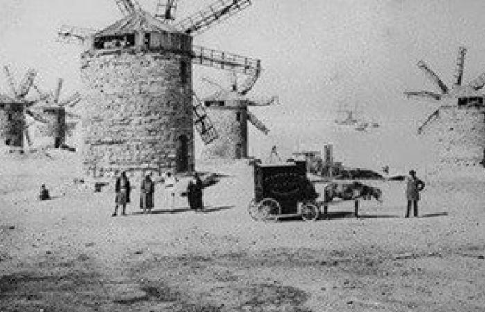 """بالصور.. """"آثار الإسكندرية"""": خطة لترميم طاحونة المنتزه تمهيدا لافتتاحها"""