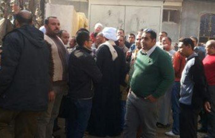 احتجاز أحد أنصار مرشح لمجلس النواب بتهمة توجيه الناخبين فى المطرية