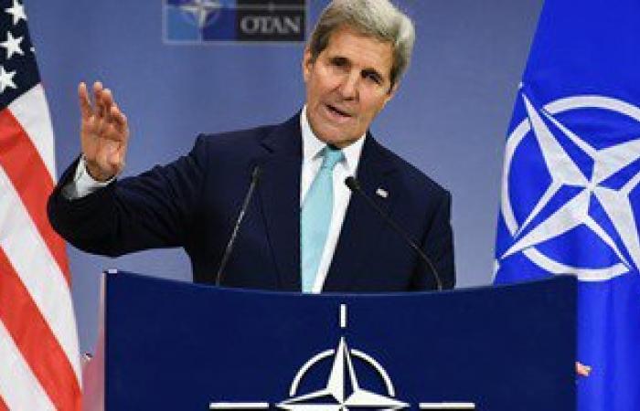 كيرى: ليس من مصلحة إسرائيل أن تصبح السلطة الفلسطينية ضعيفة