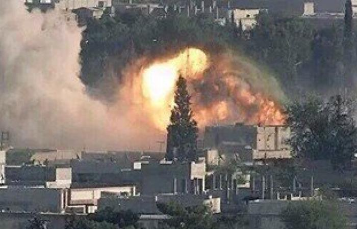 """""""جيش الإسلام"""" يدمر محطة كهرباء دمشق ثأرا لمقتل قائده زهران علوش"""