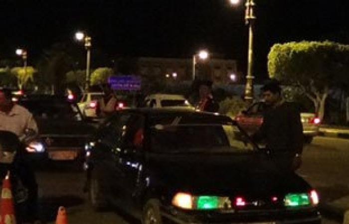 """المرور يضبط 3 آلاف مخالفة """"رادار"""" للسيارات بالطرق السريعة"""