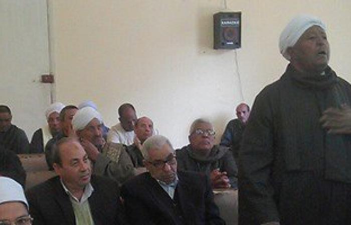 بيت العائلة المصرية ينعى العمدة صالح نصير عضو لجنة المصالحات بالأزهر
