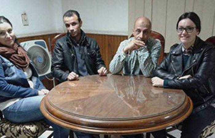 طالبتان إسبانيتان بكفر الشيخ: إعلام أوروبا صور لنا مصر بلد إرهاب ووجدناها آمنة