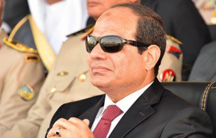 11 محافظا و5 نواب وزراء يؤدون اليمين أمام الرئيس السيسى