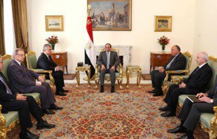 مبعوث بوتين يؤكد للسيسى حرص بلاده على التشاور المستمر مع مصر بشأن سوريا