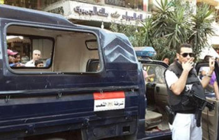 القبض على 17 من قيادات الإخوان خلال مسيرة مناهضة للدولة