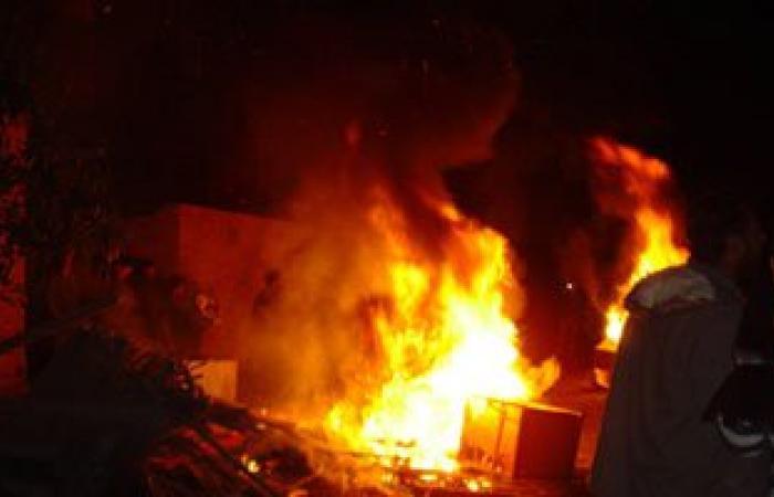 مقتل طفلة وإصابة شقيقتها على يد مجهولين قبل إحراق منزلهما بمطروح