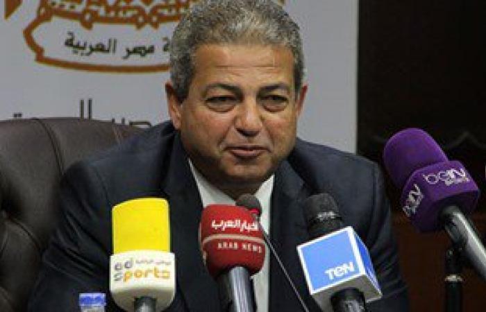 """وزير الرياضة يجدد ندب """"بيتا"""" كمدير للشباب بشمال سيناء"""