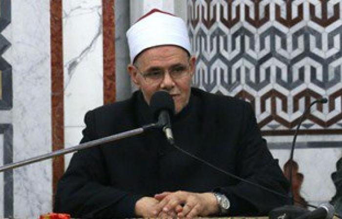 رئيس القطاع الدينى بالأوقاف: الوزارة خالية من الأئمة الإخوان والمتشددين والمتطرفين