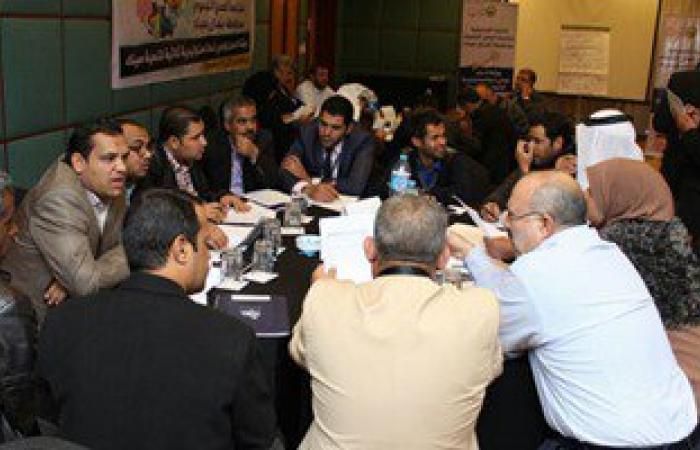 بالصور.. 43 رمزا سيناويا يضعون خطة تنمية شمال سيناء لـ3 سنوات قادمة