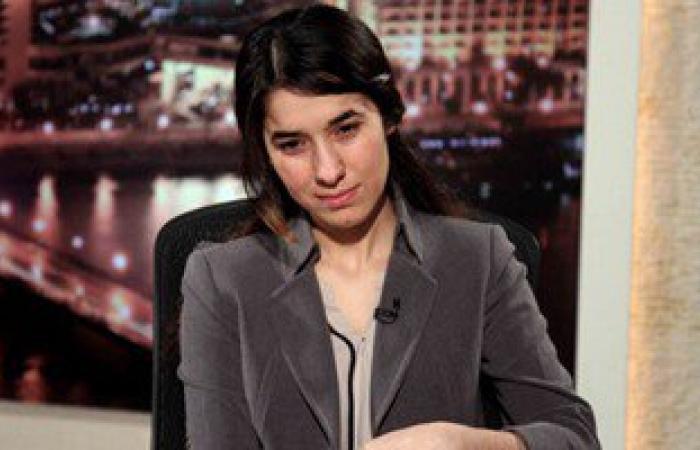 """نادية مراد: الرئيس السيسى قدم لى الحماية وقال: """"الأيزيديات كلهن بناتى"""""""