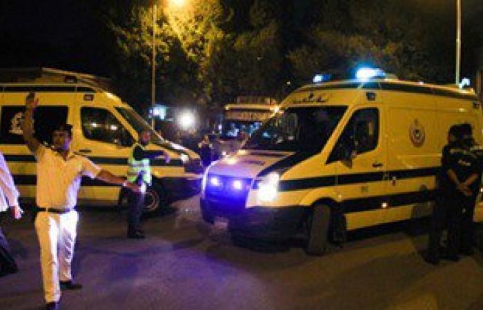 مصرع طالبين وإصابة 2 آخرين صدمتهم سيارة نقل وفرت هاربة بالمنوفية