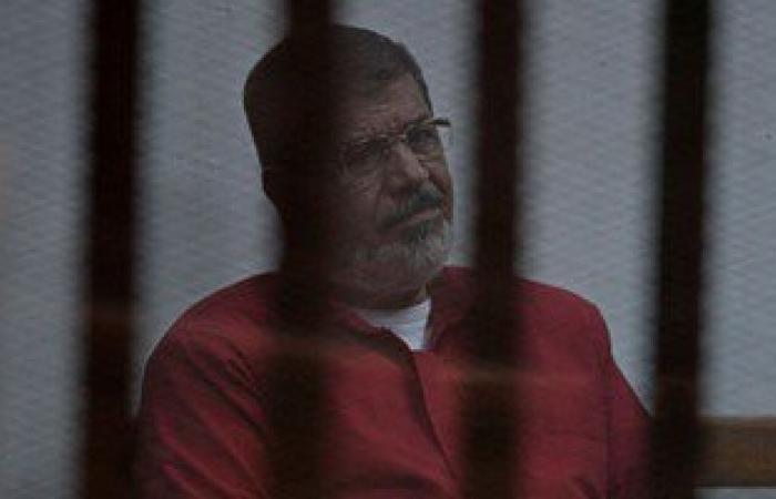 نظر محاكمة مرسى و10 آخرين فى قضية التخابر اليوم