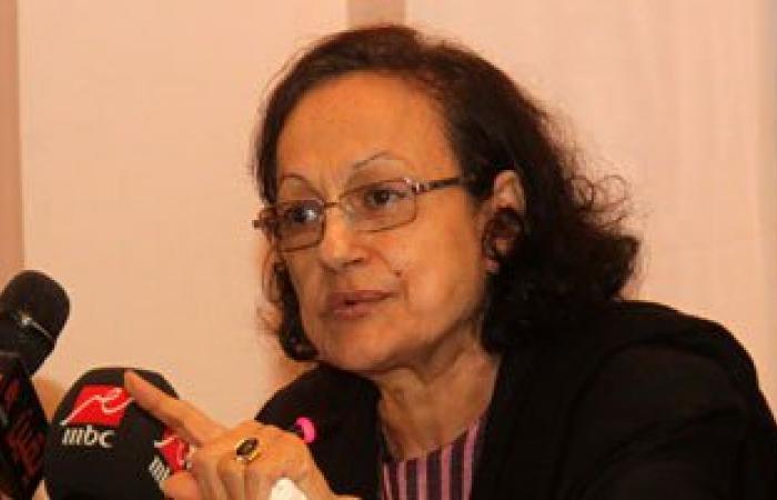 سكينة فؤاد: الداعون لتظاهرات 25 يناير فاشلون ويكرهون إنجازات الدولة