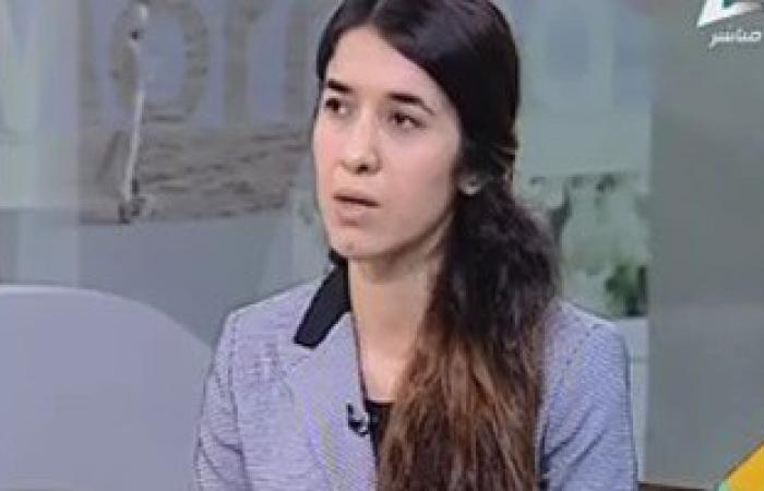 """الفتاة الأيزيدية لـ""""علماء الأزهر"""": لو لم تكن وقفة إسلامية ضد داعش فلن تنتهى"""