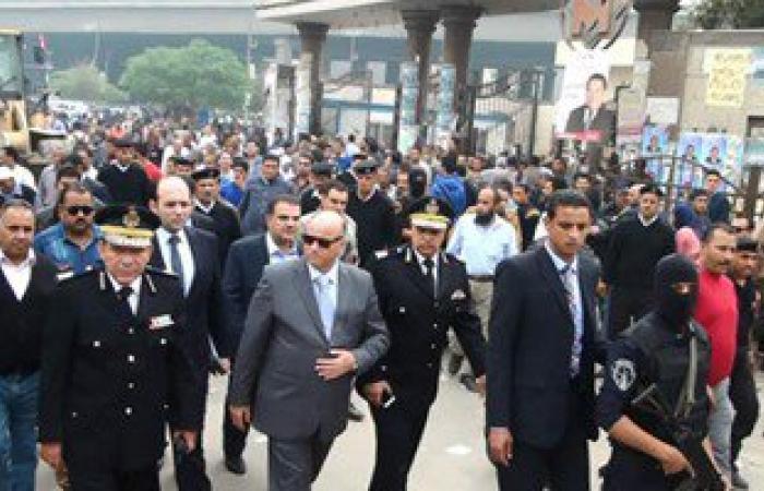 ضبط 135 بائعا وتنفيذ 660 إزالة ورفع 44 عربة مأكولات فى حملة بالقاهرة
