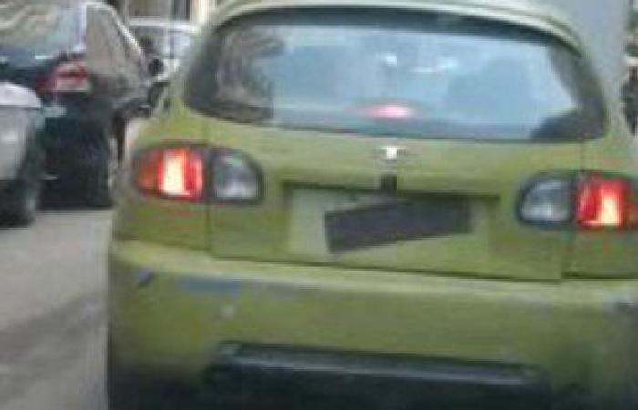مصدر أمنى بالأقصر: الاشتباه فى سيارة مركونة من 3 فجرا بمدخل خزان إسنا