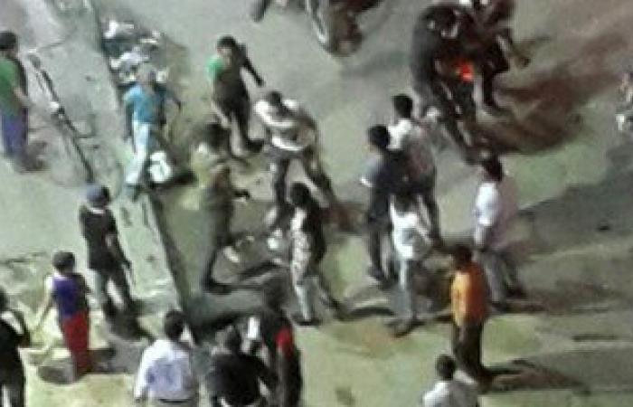 الأمن يسيطر على مشاجرة بالأسلحة بسبب ركن سيارة بحلوان وإصابة 6 أشخاص