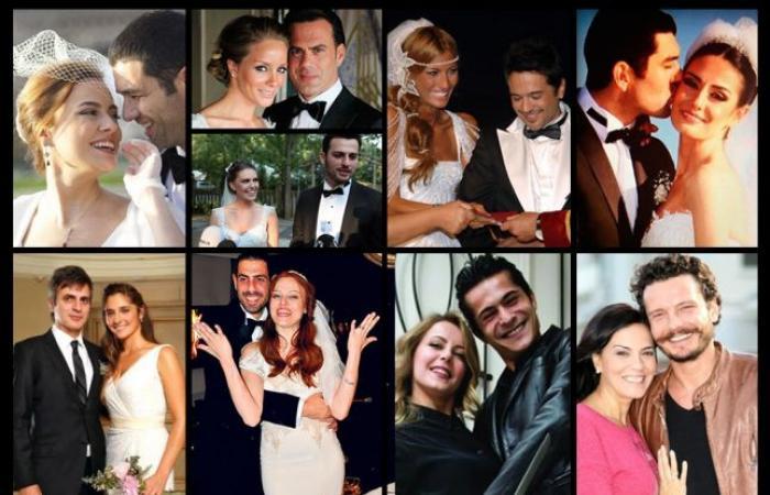 نجوم أتراك أنهوا زواجهم القصير بالطلاق عام 2015