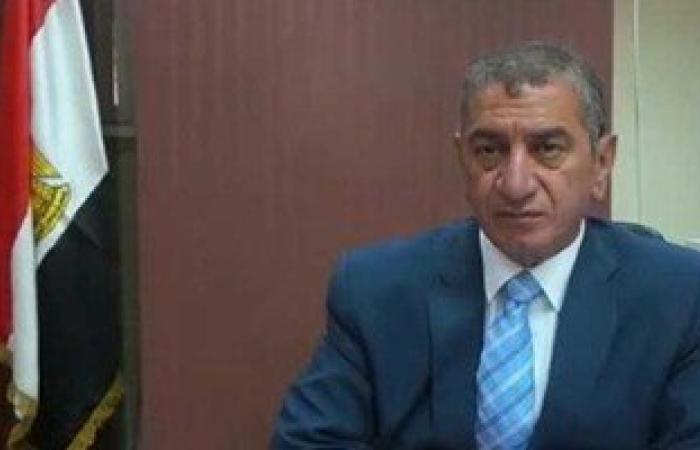 بالصور.. وصول محافظ كفر الشيخ الجديد لمكتبه بديوان عام المحافظة